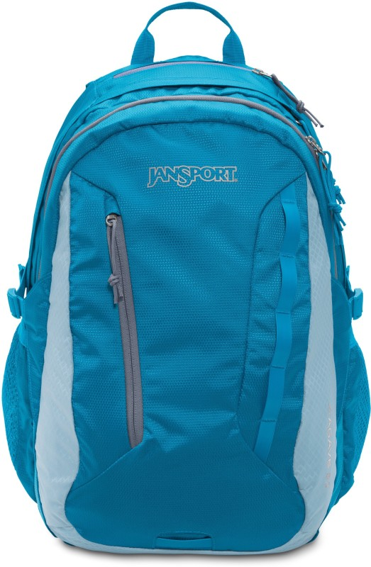 JanSport W Agave 32 L Laptop Backpack(Blue)