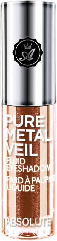Absolute Pure Metal Veil Fluid Eyeshadow 1.5 ml(Blingin Bronze)