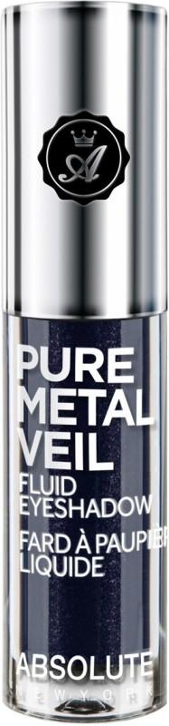 Absolute Pure Metal Veil Fluid Eyeshadow 1.5 ml(Midnight Marine)