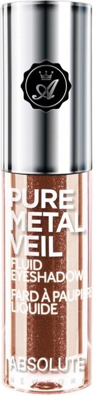 Absolute Pure Metal Veil Fluid Eyeshadow 1.5 ml(Copper Glitz)