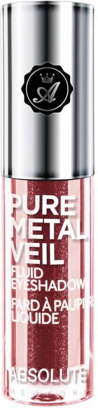 Absolute Pure Metal Veil Fluid Eyeshadow 1.5 ml(Candied Rose)