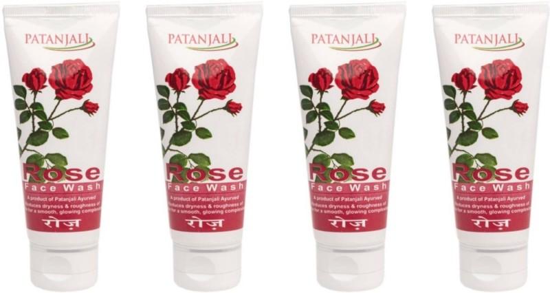 Patanjali Rose Face Wash(240 g)
