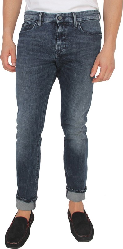 Calvin Klein Skinny Men Blue Jeans