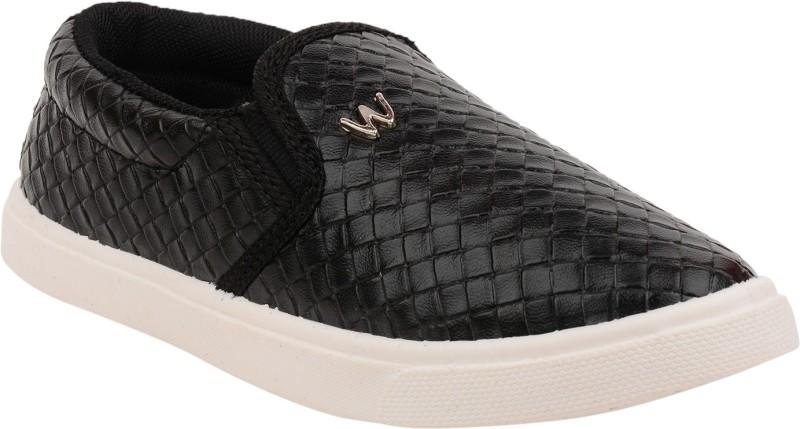 WINDY Boys Slip on Casual Boots(Black)