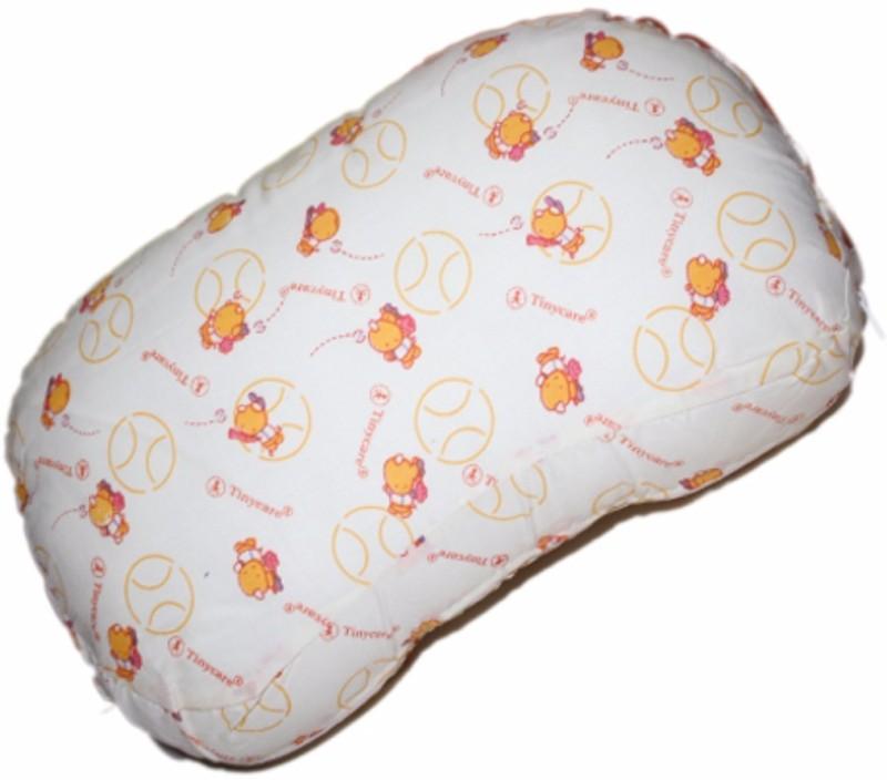 TINY CARE Self Design Feeding/Nursing Pillow(Peach)