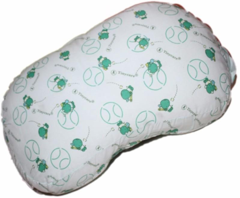 TINY CARE Self Design Feeding/Nursing Pillow(Green)