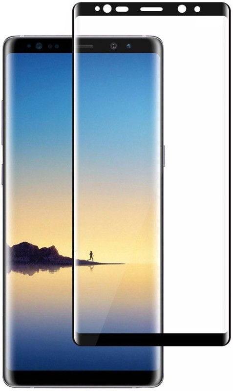 Mobicallz Tempered Glass Guard for Samsung Galaxy Note 8