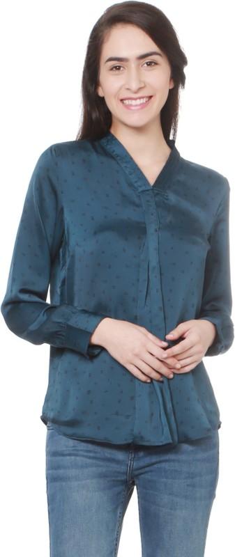 Allen Solly Women Printed Casual Shirt