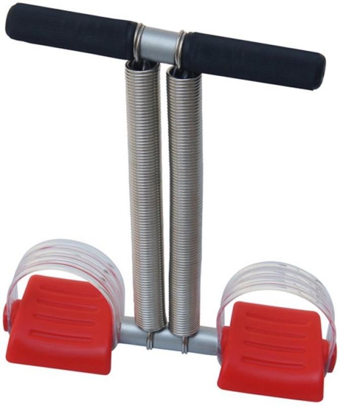 VINEX Tummy Trimmer - Double Spring  Ab Exerciser(Red)