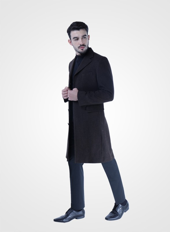 SuitLtd Men Single Breasted Coat