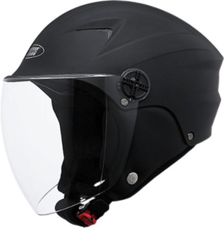 Studds Dame Motorsports Helmet(Matt Black)