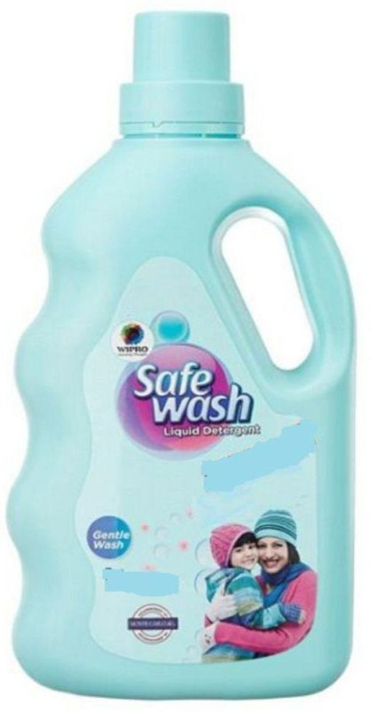 Wipro Safewash Woody Liquid Detergent(500 ml)