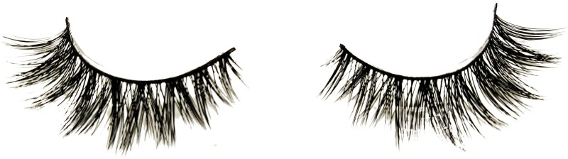 SuaveLook Exclusive Natural Mink Eyelashes 100% Siberian Mink Fur Hand-made Lashes 1 Pair Package(Pack of 1)