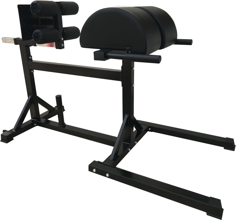 Kobo Glute Ham Developer, Hamstring, Back, and Abs Hyperextension. GHD Exercise Machine - (IMPORTED) Multipurpose Fitness Bench