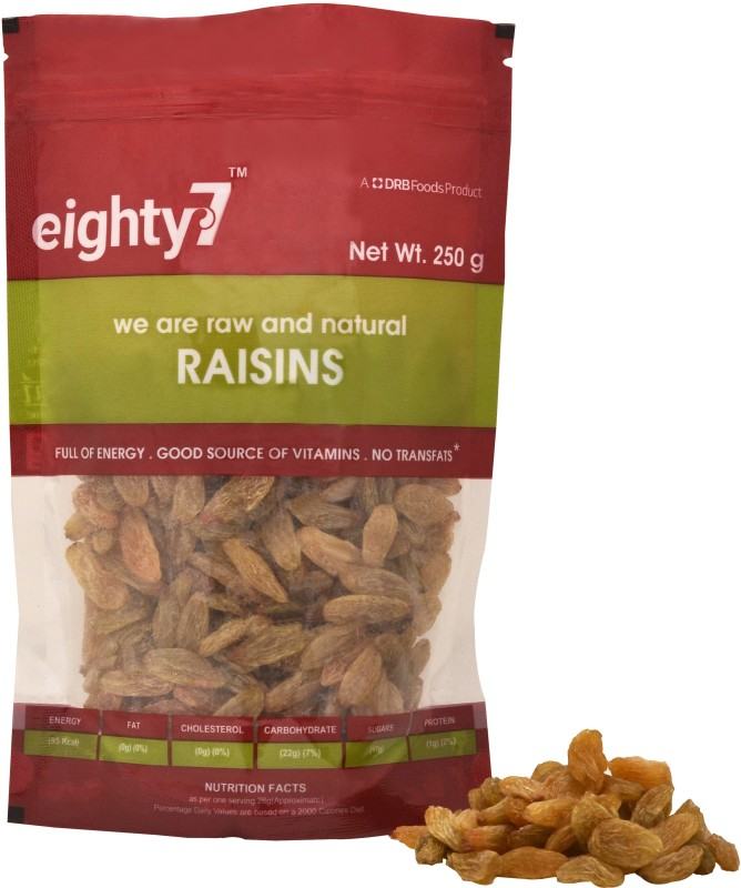 Eighty 7 Raisins Raisins(250 g)