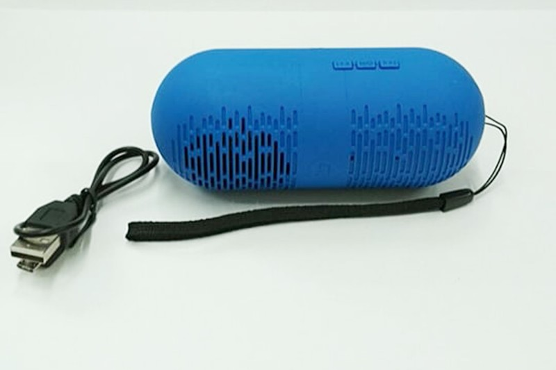 Blue Birds gaming speaker blue Ultra compact design Gaming speaker super bass wireless bluetooth speaker,line in,TF card, usb,FM Radio,built-in Microphone for hands free call mobile/tablet speaker portable mini speaker easy to connect to smartphones, 3 W Bluetooth Speaker(Blue, 3.1 Channel)