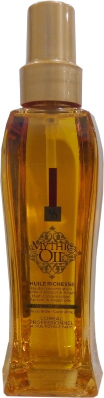 LOreal Mythic Oil Huile Richesse Unruly Hair Hair Oil(100 ml)