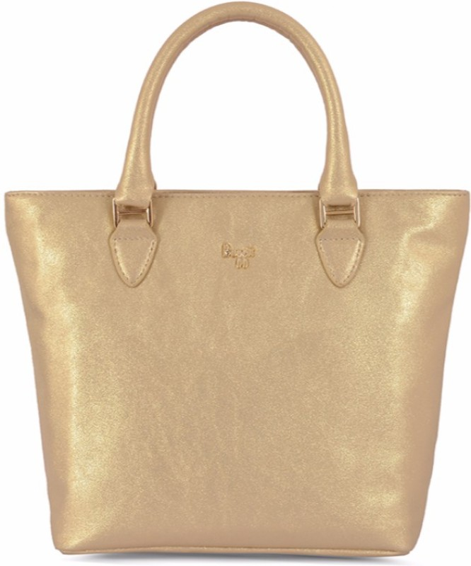 Baggit Hand-held Bag(Gold)