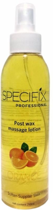 VLCC Specifix Post Wax Massage Lotion Orange(250 ml)