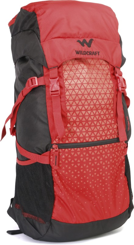 Wildcraft Verge 45 Rucksack - 45 L(Red)