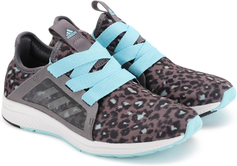 ADIDAS EDGE LUX W Running shoes For Women(Black, Blue, Grey)