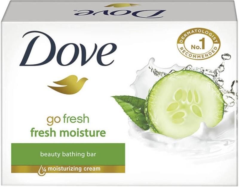 Dove Go Fresh Moisture Beauty Bathing Bar(75 g)