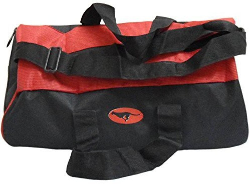 5 OClock Sports Bag For Gym , Swimming & Other Outdoor Sports- Multipurpose Red Color Gym & Fitness(Red, Kit Bag)