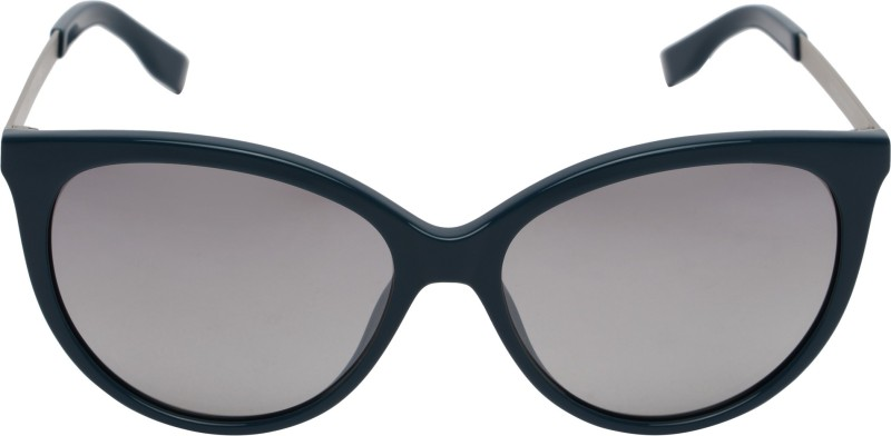 Boss Orange Cat-eye Sunglasses(Brown)