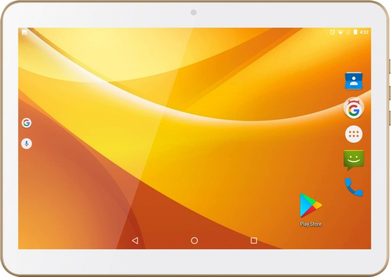 Swipe Slate Pro 16 GB 10 inch with Wi-Fi+4G Tablet(Champagne...