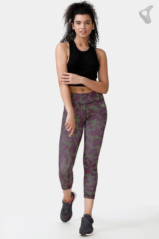 Zelocity by Zivame Regular Fit Womens Multicolor Trousers