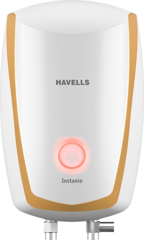 Havells 3 L Instant Water Geyser(MUSTURD, INSTANIO)