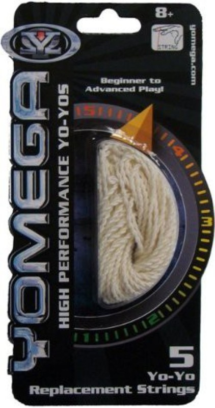 Yomega 900PK-W Yoyo String(Pack of 5)