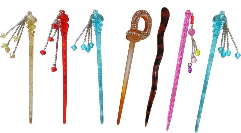 Aaby combo of juda sticks Bun Stick(Multicolor)