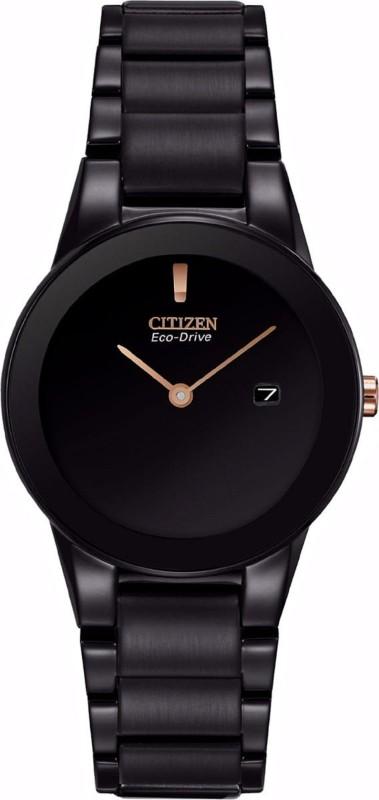 Citizen GA1055-57F CITIZEN ECO DRIVE AXIOM Analog Watch - For Women