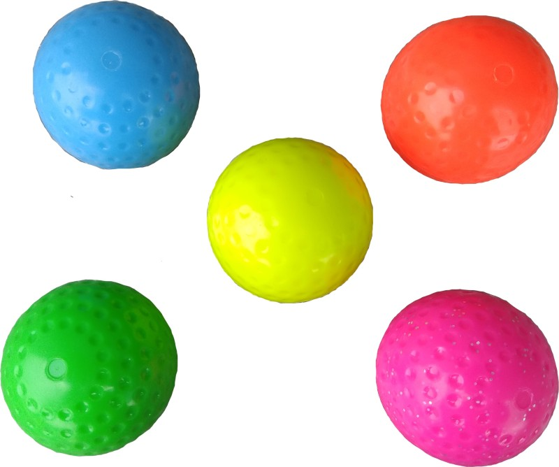 Port 5BLast Hockey Ball(Pack of 5, Multicolor)