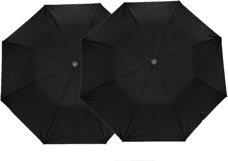 K.C Paul Major Umbrella(Black)