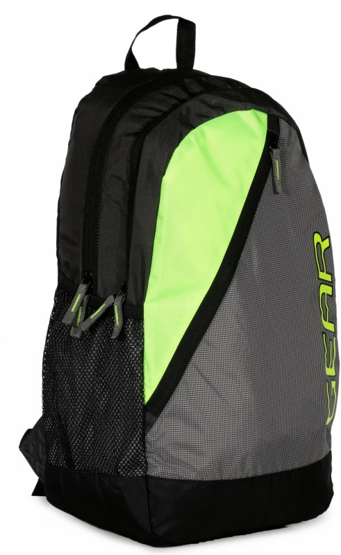 Gear Campus 4 Backpack 29 L Backpack(Grey, Green)