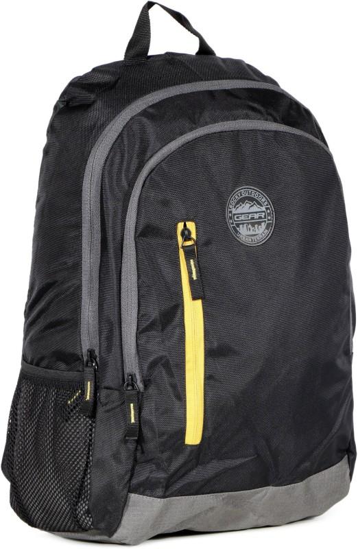 Gear ECO 4 BACKPACK 19 L Backpack(Black)