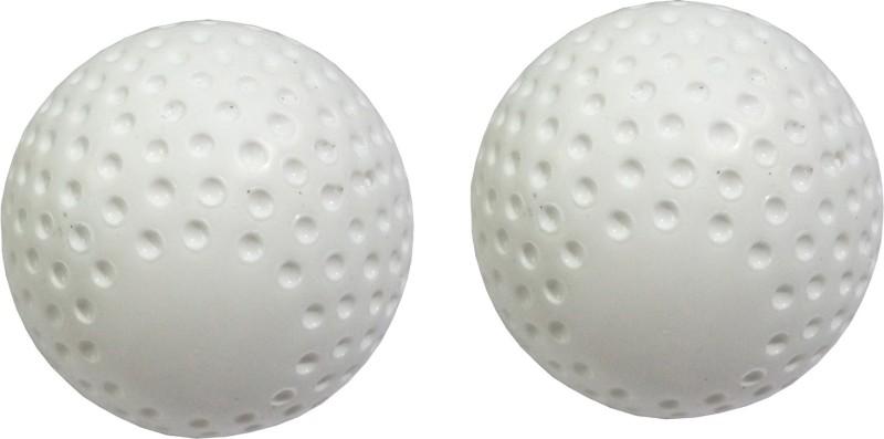 PSE Field Turf Hockey Ball(Pack of 2, White)