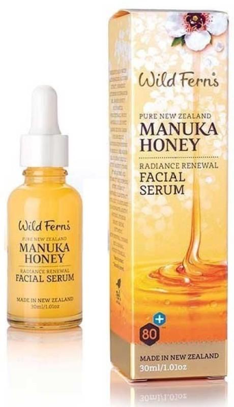 WILD FERNS Manuka Honey Radiance Renewal Facial Serum(30 ml)