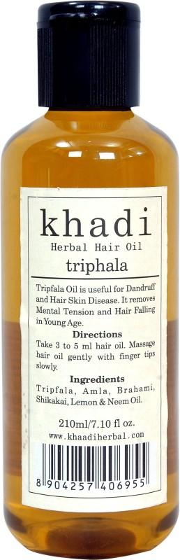 Vagads Khadi triphla Hair Oil(270)