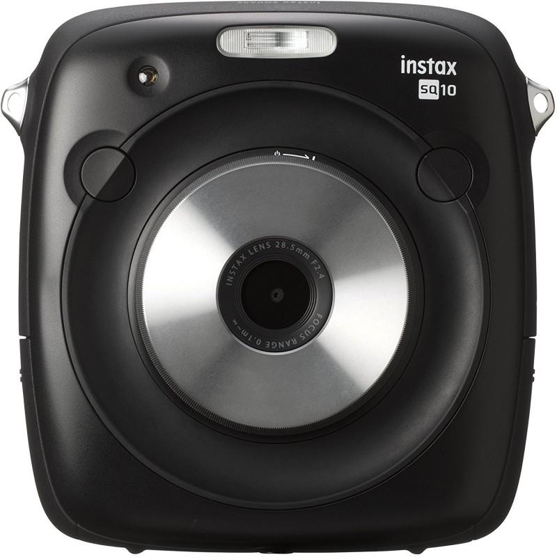 Fujifilm Square Instax Sq10 Hybrid Instant Camera(Black) image