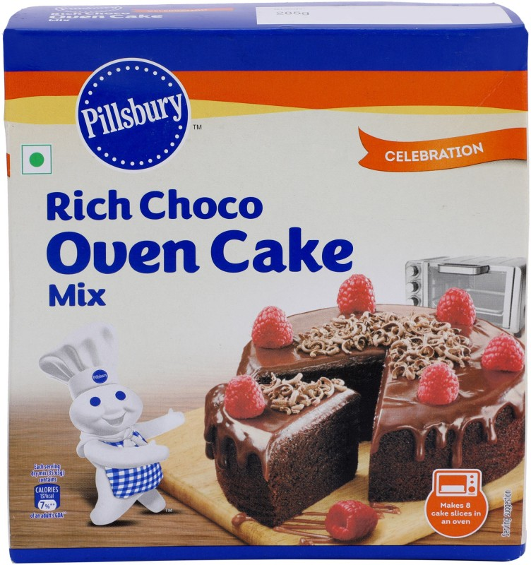 Pillsbury Rich Choco Oven Cake Mix 285 g