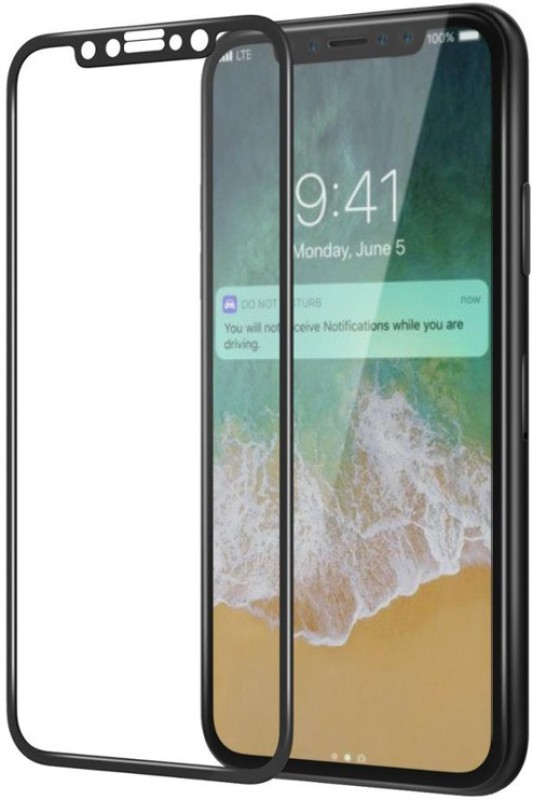 Jekod 5D Tempered Glass for IPhone X