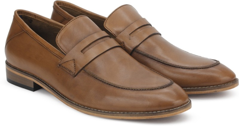 Bata PEDRO Slip On For Men(Tan)