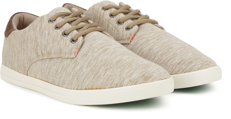 United Colors of Benetton Sneakers For Men(Beige)