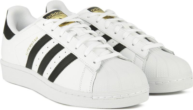 pretty nice 3a0b8 a1256 ... coupon code for adidas originals superstar sneakers for menblack white  3e8cb d4335