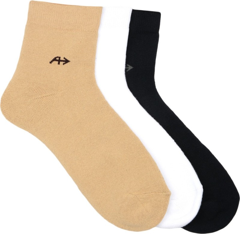Arrow Mens Ankle Length(Pack of 3)
