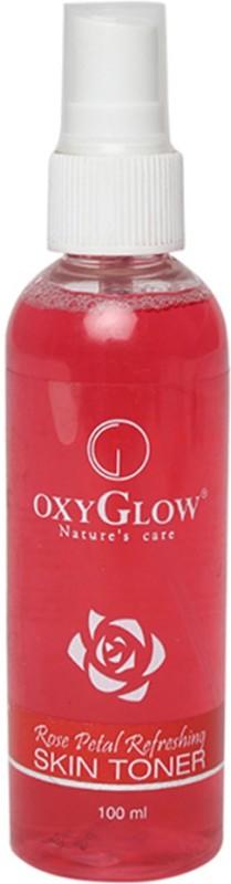 Oxyglow ROSE PETAL REFERSHING SKIN TONER(100 ml)