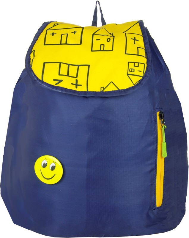 JG Shoppe JGSTS 6 L Backpack(Blue)